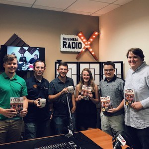 Biz Radio U Featuring Zach Thomas with Chick-fil-A and Jared Stump with Battle Ground Creative