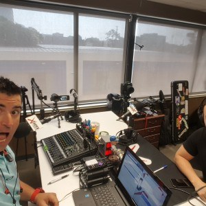 Pensacola Business Radio: Guests Ben White/Ben White Productions, Carolyn Hall/CL3 Agency