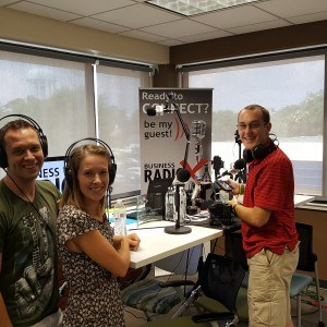 Pensacola Business Radio: Brandon Styles and the Many Voices in His Head