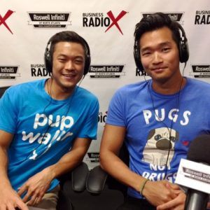 MASTERMIND YOUR LAUNCH: Alex Han and David Choi with PupWalkr