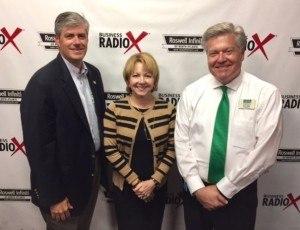 Bob Ellis, Karen Cashion, John Ray