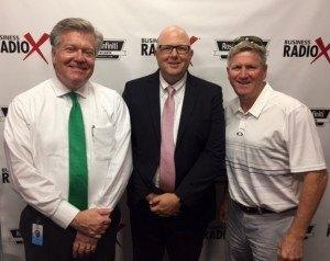 John Ray, Chris Mixon and Don Peterson