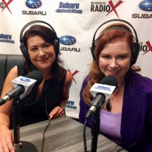 TIFFANY KRUMINS SHOW: Susan Smith and Kimberly Graver with E-Transform