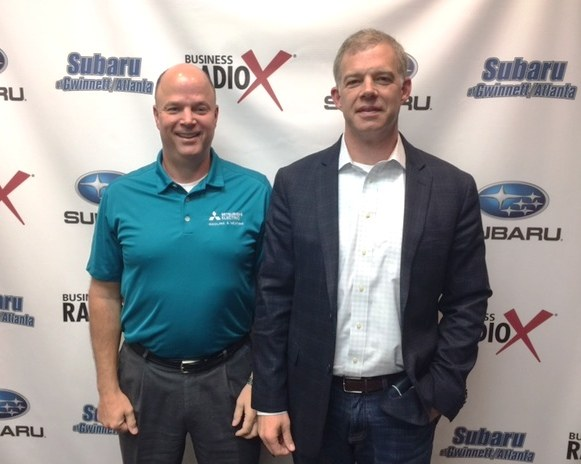steve o'brien with mitsubishi electric cooling & heating and will