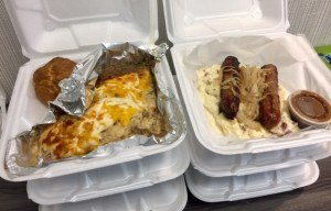 Fantastic lunch provided by Irish Red Grill & Steakhouse!