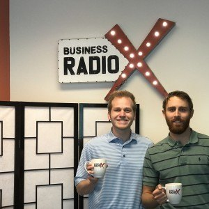 Biz Radio U Featuring Will Haddock and Andrew Tull with Lyfe