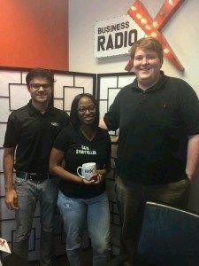 Biz Radio U Featuring Whitney Turner with eXcelerate