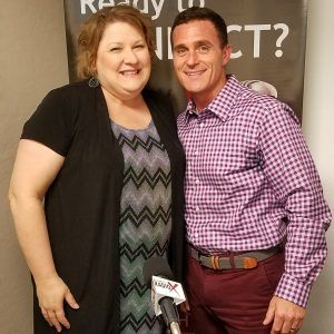 WINNING BUSINESS: Kerry Kuykendall with Entrepreneur Simplified Phoenix