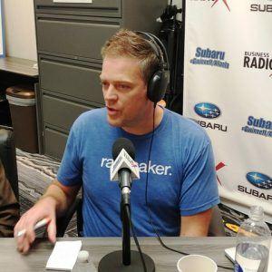 SIMON SAYS LET'S TALK BUSINESS: Matt Hyatt with Rocket IT and Derek Grant with SalesLoft