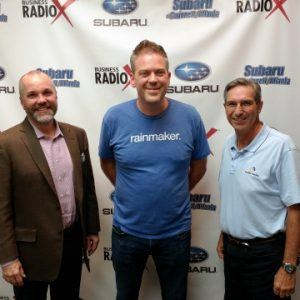 SIMON SAYS, LET'S TALK BUSINESS: Matt Hyatt with Rocket IT and Derek Grant with SalesLoft
