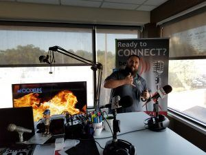 """Pensacola Business Radio:FoodieLife Series-Guests: Stelios """"Manoly"""" Vatsolakis, USMC, Shoreline Foods Store Inc. ,Yiayia's Imports LLC."""