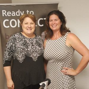 WINNING BUSINESS: Karie Cowden with Connect the Dots Promotions