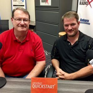 TIFFANY KRUMINS SHOW: Don Muntner & Noah McNeely from Product QuickStart