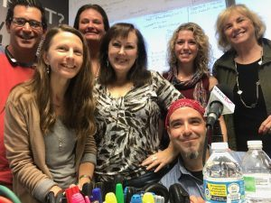 Pensacola Business Radio: Philanthropy and Art On The Radio with Rafi and Klee, Meghan Leonard/ Baptist and Marie Gossom Art