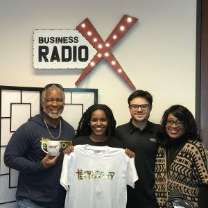 Biz Radio U Featuring John McClung with I am a Testimony Clothing