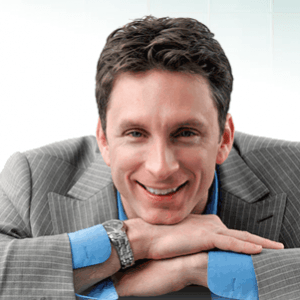 Mike Michalowicz with Profit First