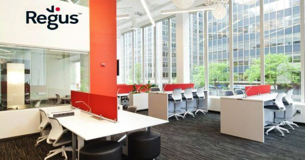 Regus International and Spaces with Wes Lenci