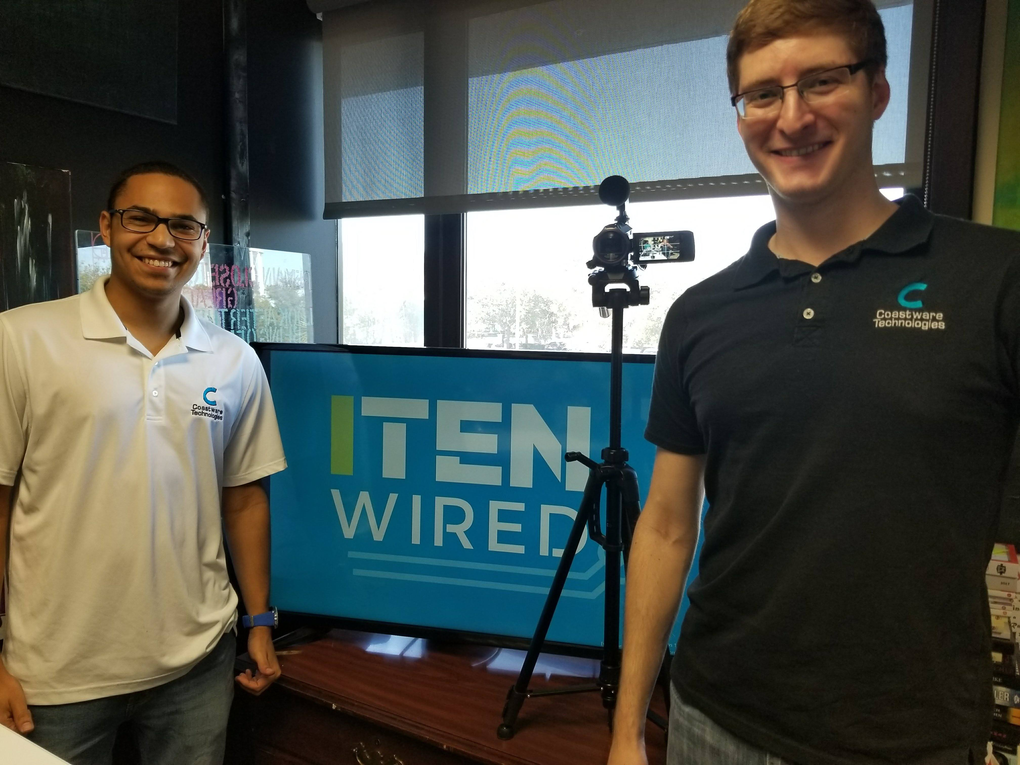 ITEN WIRED Radio: 2018 Season is Kicking Off with Ben and Anthony from Coastware Technologies