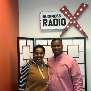 Biz Radio U Featuring Andre Walters with The A. Shawn Group