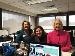 Pensacola Business Radio- Women In Leadership Series Brought to you by Powerful Women of the Gulf Coast Ep 3 2018