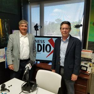 Pensacola Business Radio: Grover Robinson, Stan Harper and JETRO, Keith Hoffert-The ever changing business climate of Pensacola Florida and new direction of growth