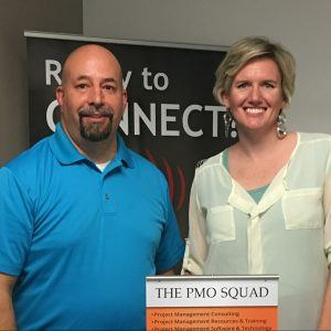PROJECT MANAGEMENT OFFICE HOURS with Jill Smith from Safen Group