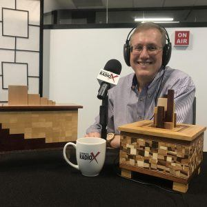 Doug Pisik, Wood Artist and Executive Consultant