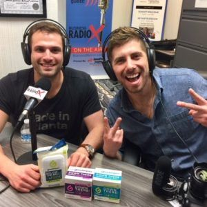 TIFFANY KRUMINS SHOW: Sam Nebel and Charlie Siciak from Goodwipes