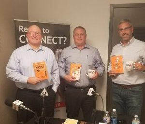 BUSINESS SOLUTIONS Larry Jones with Insperity and Chris Rude with Arizona Business Bank