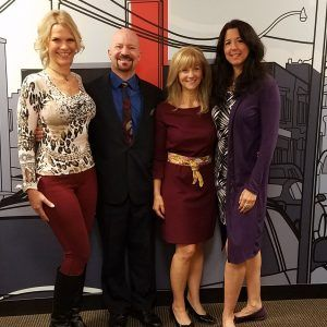 National Speakers Association with Stephanie Angelo, Noelle Stanley, Dr Karen Jacobson and Dan Shinder