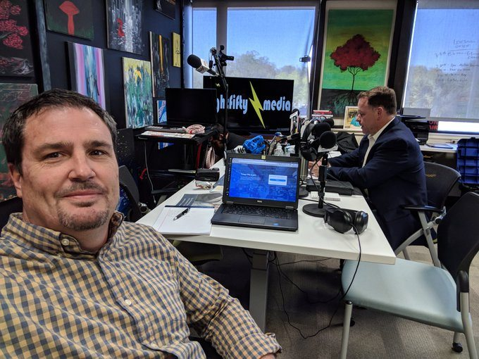 ITEN WIRED RADIO: Ep 3- IT GULF COAST, CSRA and LIVE STREAMING eightfifty:media