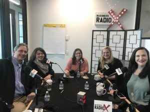 The Pulse Featuring Liz Goddard and Nicole Grinnell with CC: My Admin, Adam Freedman with SOHO Office, and Amanda Dossey with Painting with a Twist