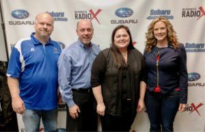 TIFFANY KRUMINS SHOW: Donna Seeman CEO & Co-Founder of the RevoTek Group