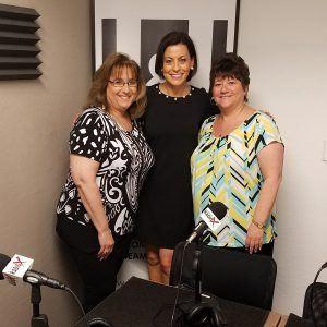 LEADERSHIP LOWDOWN Phoenix Business Journal Ilana Lowery and HMA Public Relations Abbie Fink