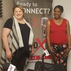 WINNING BUSINESS RADIO Pamela Williamson CEO WBEC-West