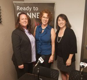 Wendy McClellan with Structure for Success Nancy Hetrick with Smart Divorce Solutions and Wendy Andersonwith Christian Anderson Law