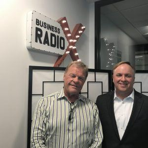 Bill Harris with BIP Wealth and Larry E. Carver with Carver & Associates, Inc.