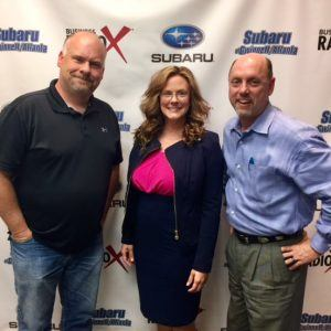 TIFFANY KRUMINS SHOW: Dr. Robert Yonover with See Rescue Streamer and Lori Cheek with Cheekd