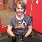 JulieWitensteinwithArizonaSunraysGymnasticsandDanceonPhoenixBusinessRadioX