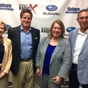 SIMON SAYS, LET'S TALK BUSINESS: Jerri Hewitt Miller & Dan Miller with Wealth Horizon and Debra Kline with Business Wise