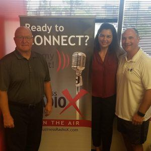BUSINESS SOLUTIONS Heidi Jannenga with WebPT and Scott Marsh with Mind and Body Strengthening
