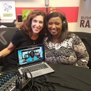 JOURNEY RADIO Holly Waxman with Holly Waxman Homes and Holland Nance with Propel Coaching and Training