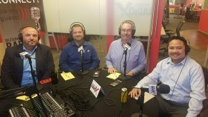 Paul-Quinn-with-Chris-Curley-Neil-Chitel-andChris-Yap-on-Phoenix-Business-RadioX