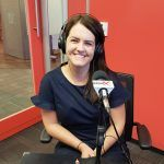 Attorney-Kellie-Callahan-with-Carpenter-Hazlewood-on-business-radioX