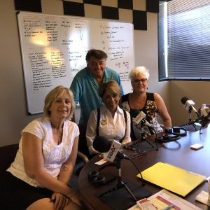 Tucson Business Radio – No Glass Ceiling Ep 1