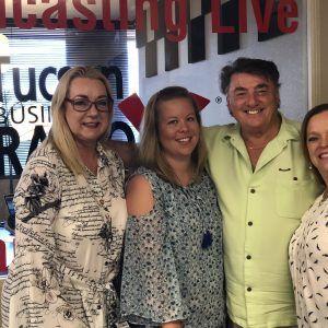 Tucson Business Radio – No Glass Ceiling Ep2