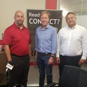PROJECT MANAGEMENT OFFICE HOURS Brian Rensing with Zane Tate and Miguel Tapasco with Dignity Health MSO – Arizona Care Network