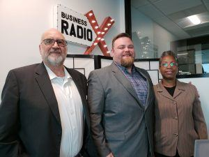 Beau Henderson and Joel Wilsford with RichLife Advisors