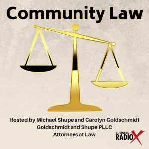 Tucson Business Radio: Community Law Episode #4
