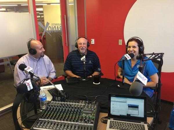 John-Baley-and-Nicole-Langston-and-Eric-Wright-with-PMO-Joe-on-Business-RadioX1